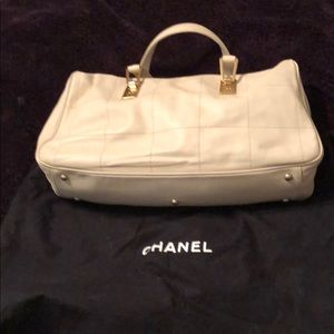 Chanel Quilted Bag with dust bag